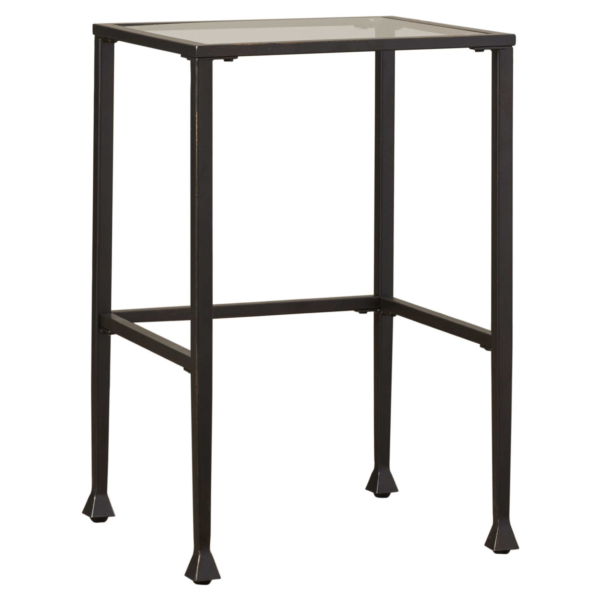 Zipcode™ Design Sabrina 2 Piece Nesting Table Set & Reviews | Wayfair