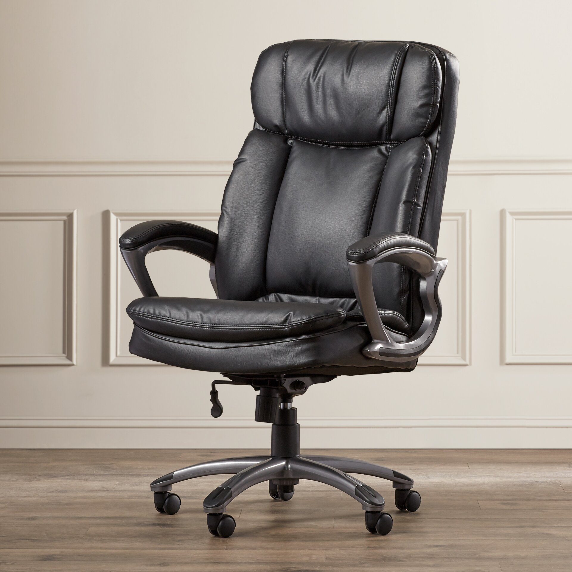 serta at home serenity high back manager office chair. serta at