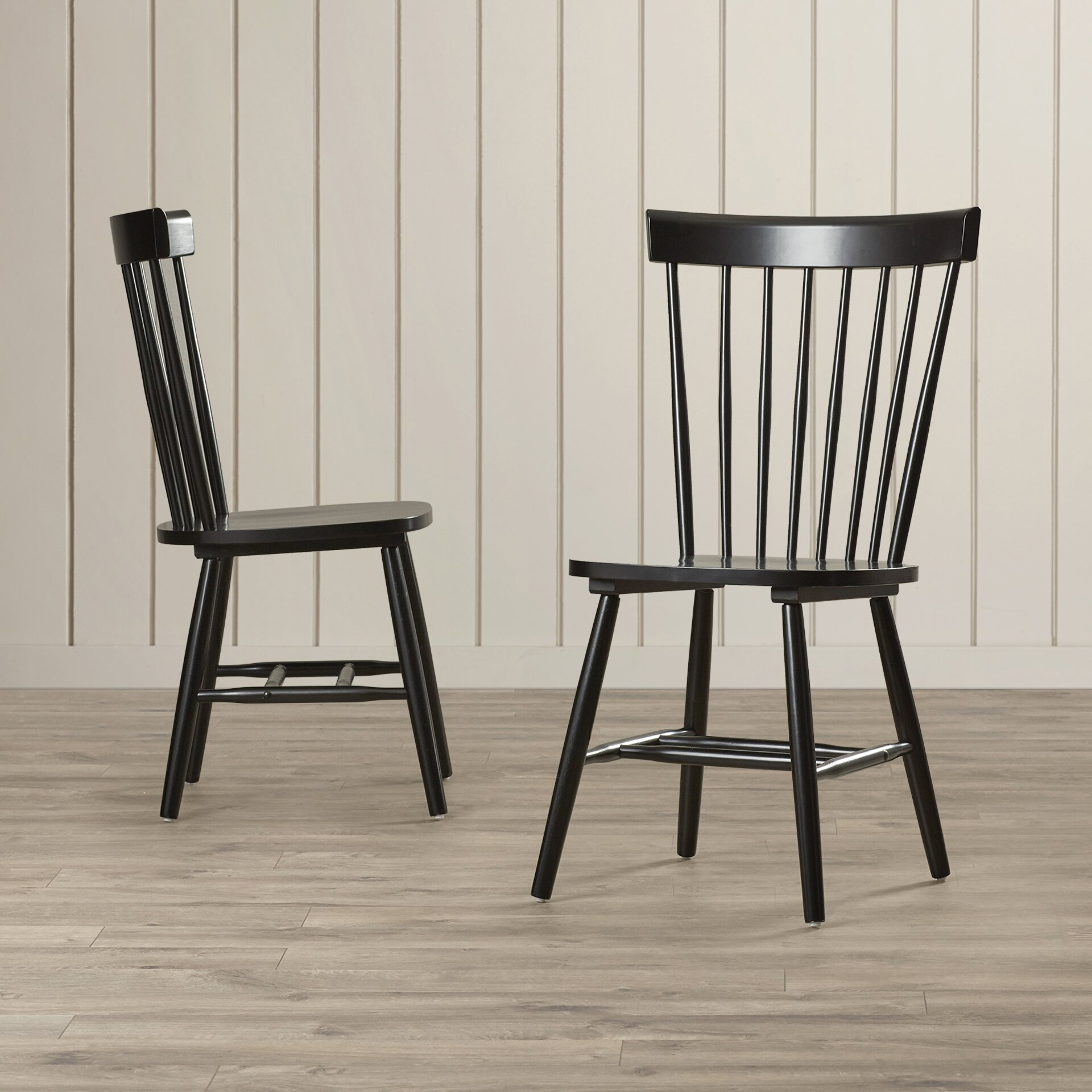 Breakwater Bay Benton Solid Wood Dining Chair & Reviews
