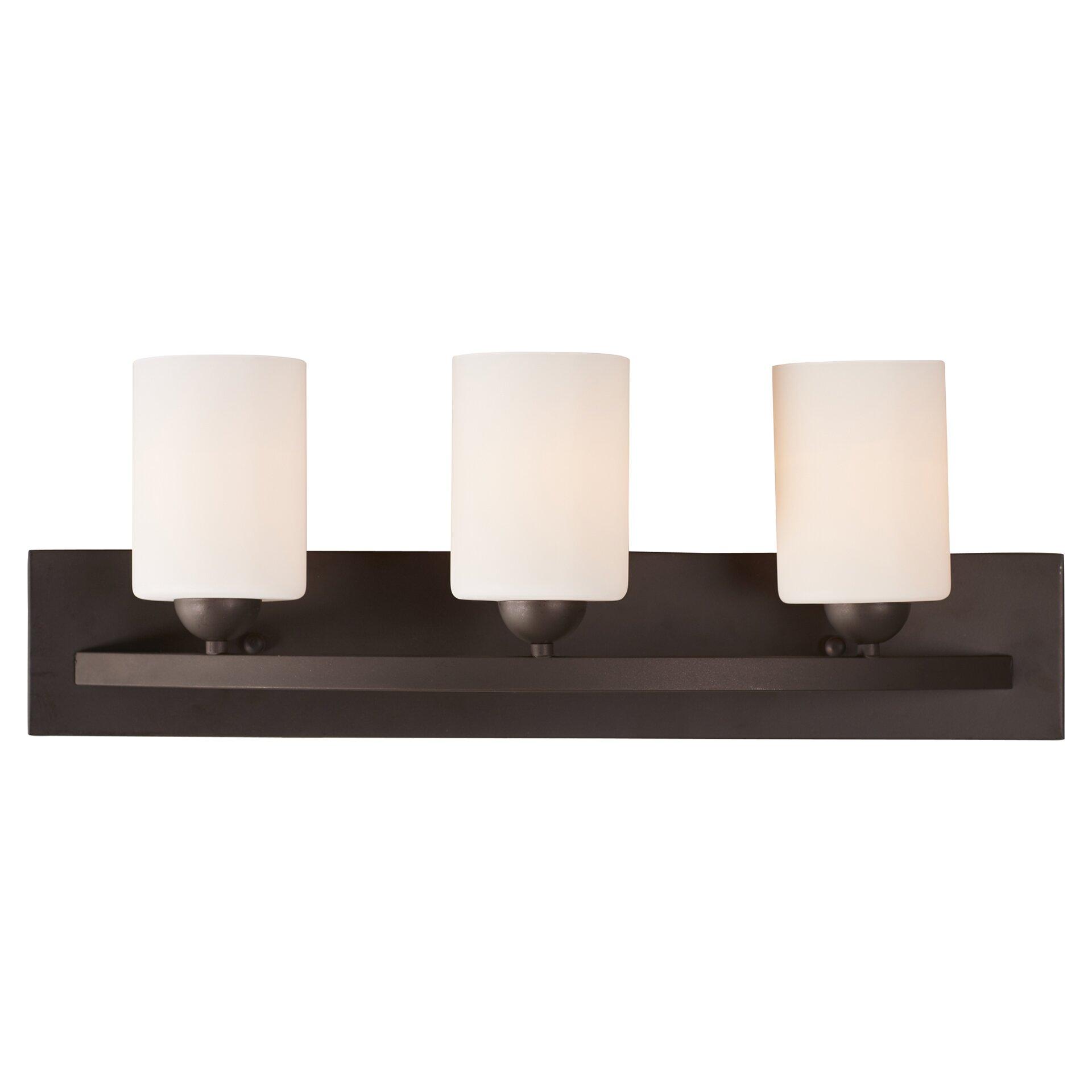 modern vanity lighting allmodern - Bathroom Vanities Lights