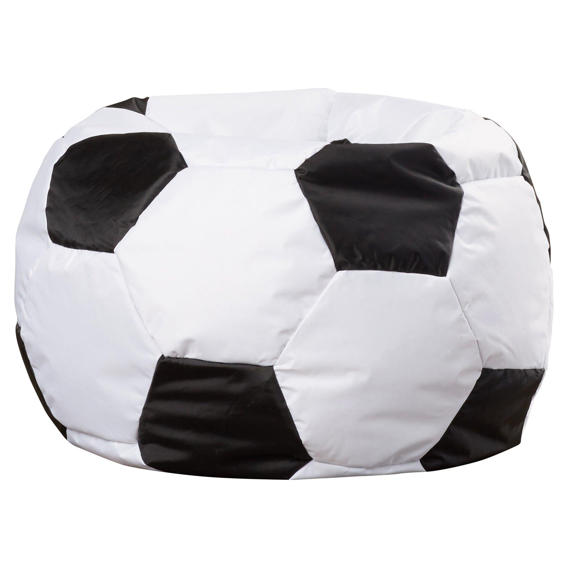 Big joe lumin chair - Big Joe Lumin Chair Black Big Joe Soccer Bean Bag Chair