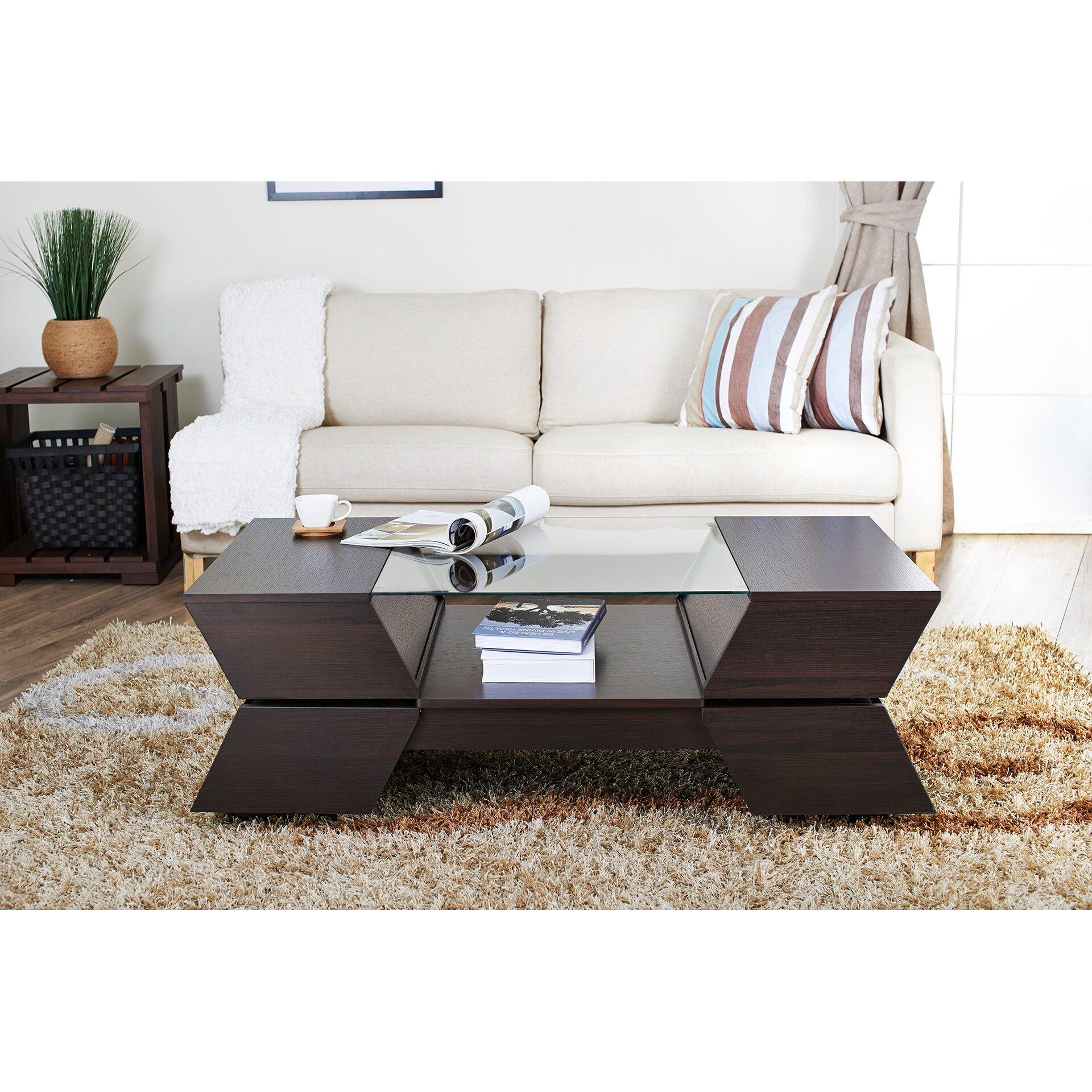 Glass Top Bear Coffee Table Instacoffeetable