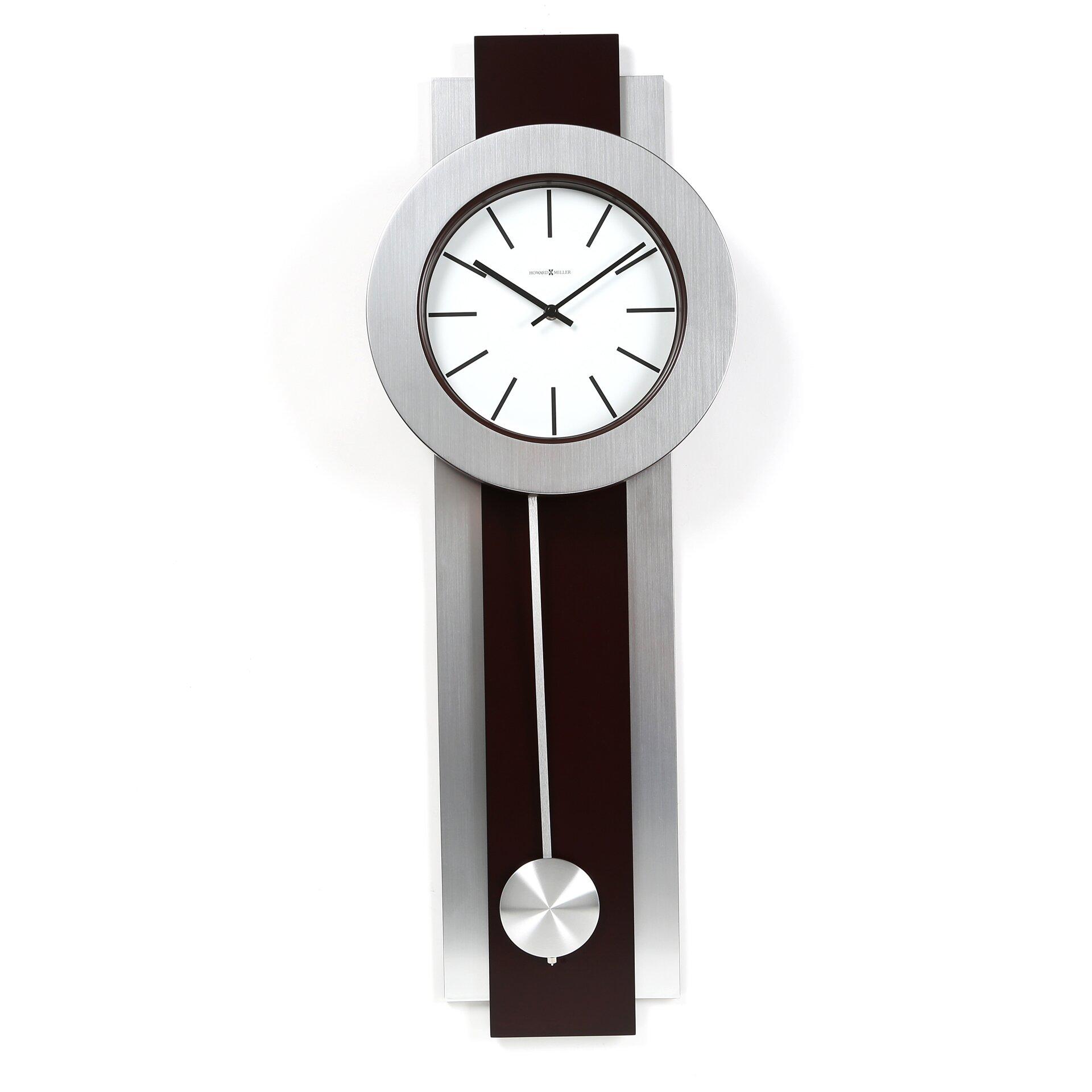 howard miller wall clocks trendy howard miller bergen wall clock