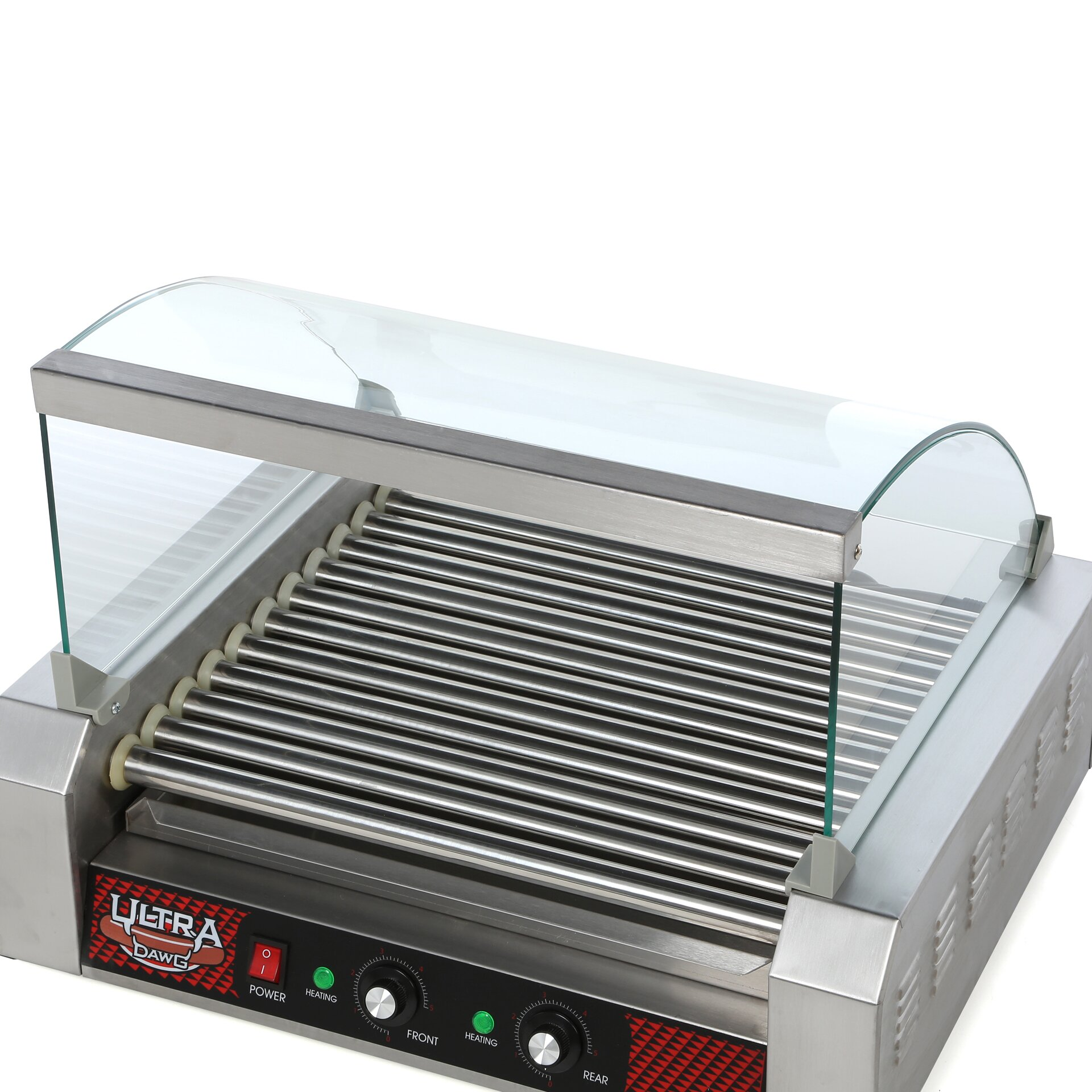 Uncategorized Hot Dog Cookers Specialty Kitchen Liances Great Northern Popcorn 11 Roller Commercial Machine