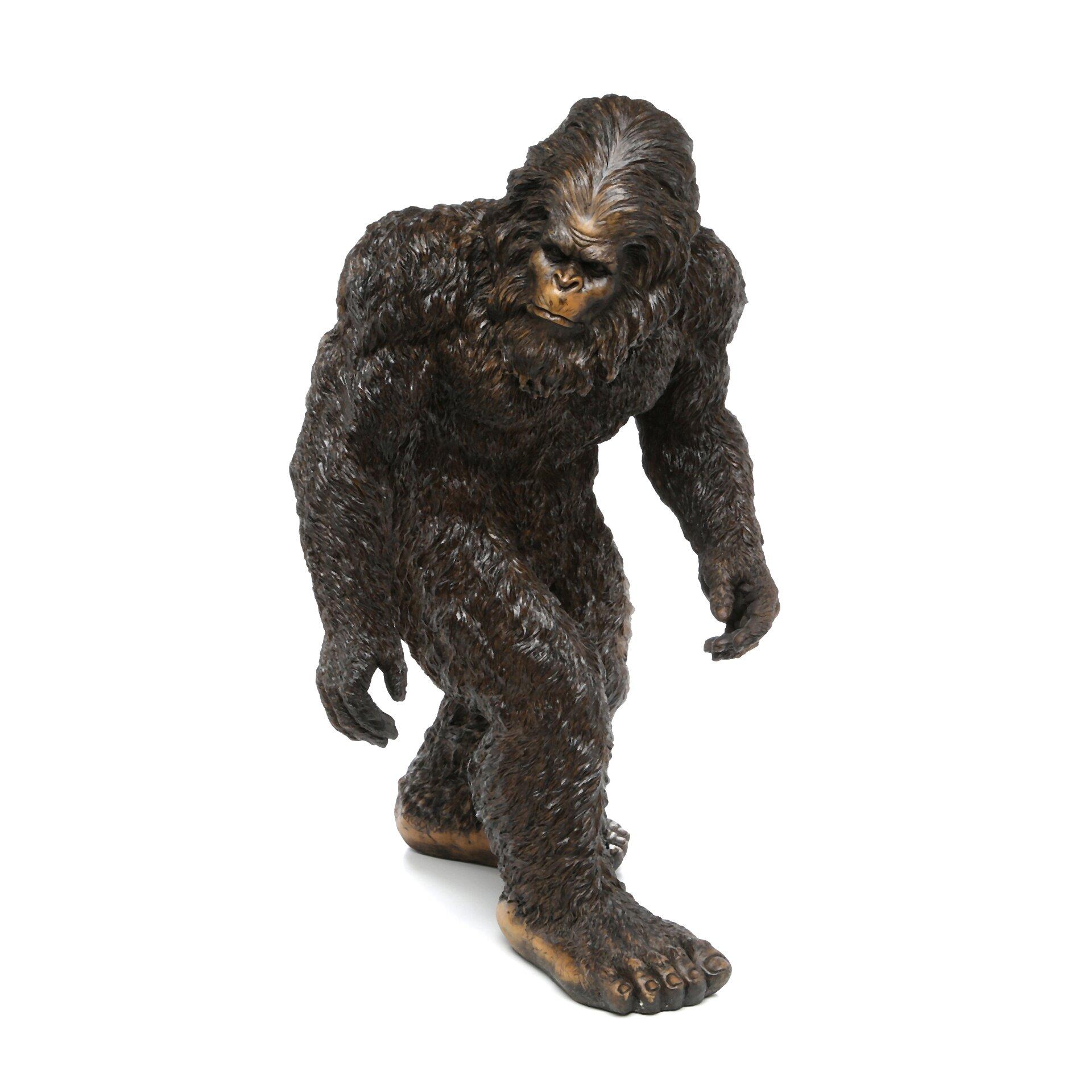 Bigfoot lawn ornament - Bigfoot Lawn Ornament 23