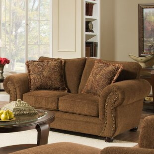 Simmons Upholstery Freida Loveseat by Astoria Grand 2019 Sale