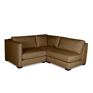 Timpson L-Shape Mini Modular Sectional