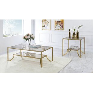 Belchertown 2 Piece Coffee Table Set