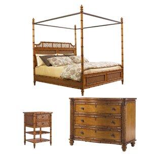 Tommy Bahama Home Island Estate Panel Configurable Bedroom Set