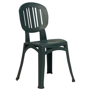 Elba Stacking Dining Chair (Set Of 2) By Nardi