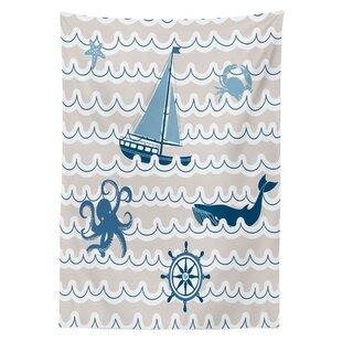 Fain Tablecloth By Beachcrest Home