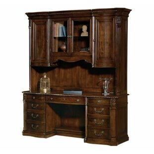 Peninsula Executive Desk by Astoria Grand