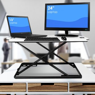 Wimbley Adjustable Work Station Standing Desk Converter
