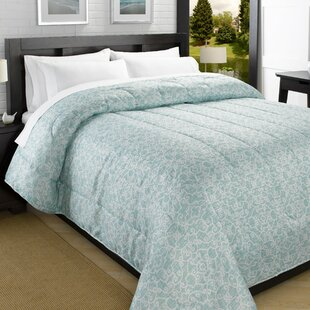 Printed Lightweight Summer Down Alternative Comforter