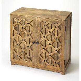 Read Reviews Marco Island 2 Door Accent Cabinet ByBloomsbury Market