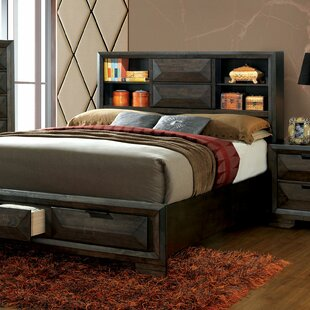 Mitchell Storage Platform Bed