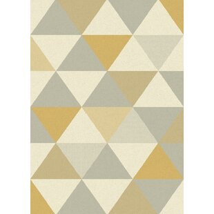Goulding Yellow Rug by Corrigan Studio