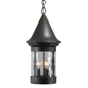 America's Finest Lighting Company Castle Hill 2-Light Outdoor Hanging Lantern
