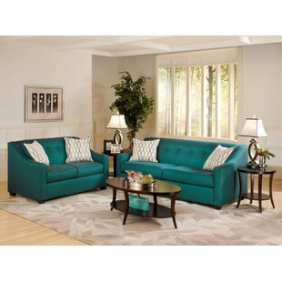 Great Price Hutter 2 Piece Living Room Set by Mercer41 Reviews (2019) & Buyer's Guide