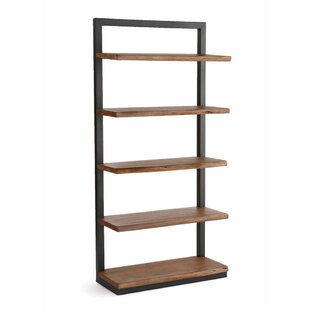 Bridgeport Etagere Bookcase by Gracie Oaks 2019 Sale