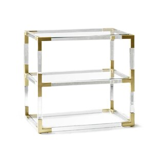 Jonathan Adler Jacques 2 Tier Table