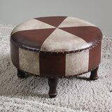 Viaan Cocktail Ottoman by World Menagerie