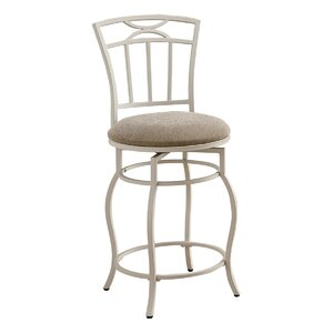 Maudie Swivel Bar Stool