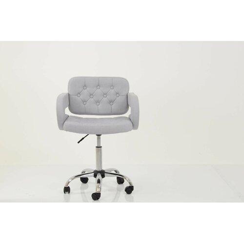 Bürostuhl Stanford   Büro > Bürostühle und Sessel  > Bürostühle   Hellgrau   dCor design