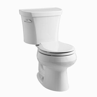 Kohler Wellworth Two-Piece Elongated 1.28 GP..