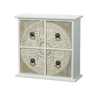 Rosley 4 Drawer Chest By World Menagerie