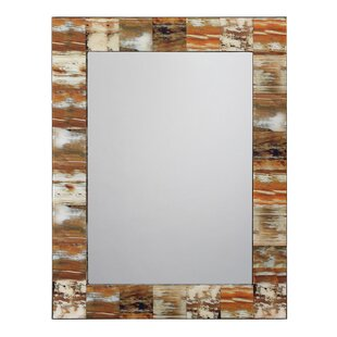 World Menagerie Dionara Rectangle Bathroom/Vanity Wall Mirror