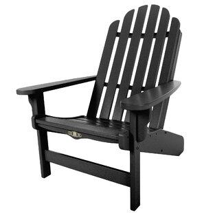 Way Wick Essentials Wood Adirondack Chair By Highland Dunes