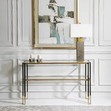 Hal 53.5 Console Table by Everly Quinn