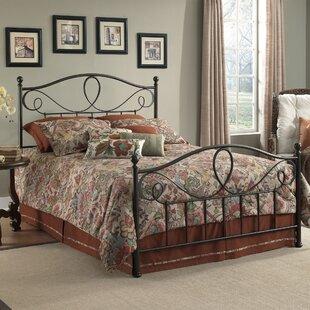 Charlton Home Brewington Panel Bed