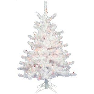 3 White Artificial Christmas Tree
