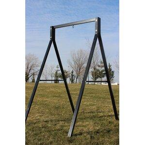 porch swing frame - Metal Swing Frame