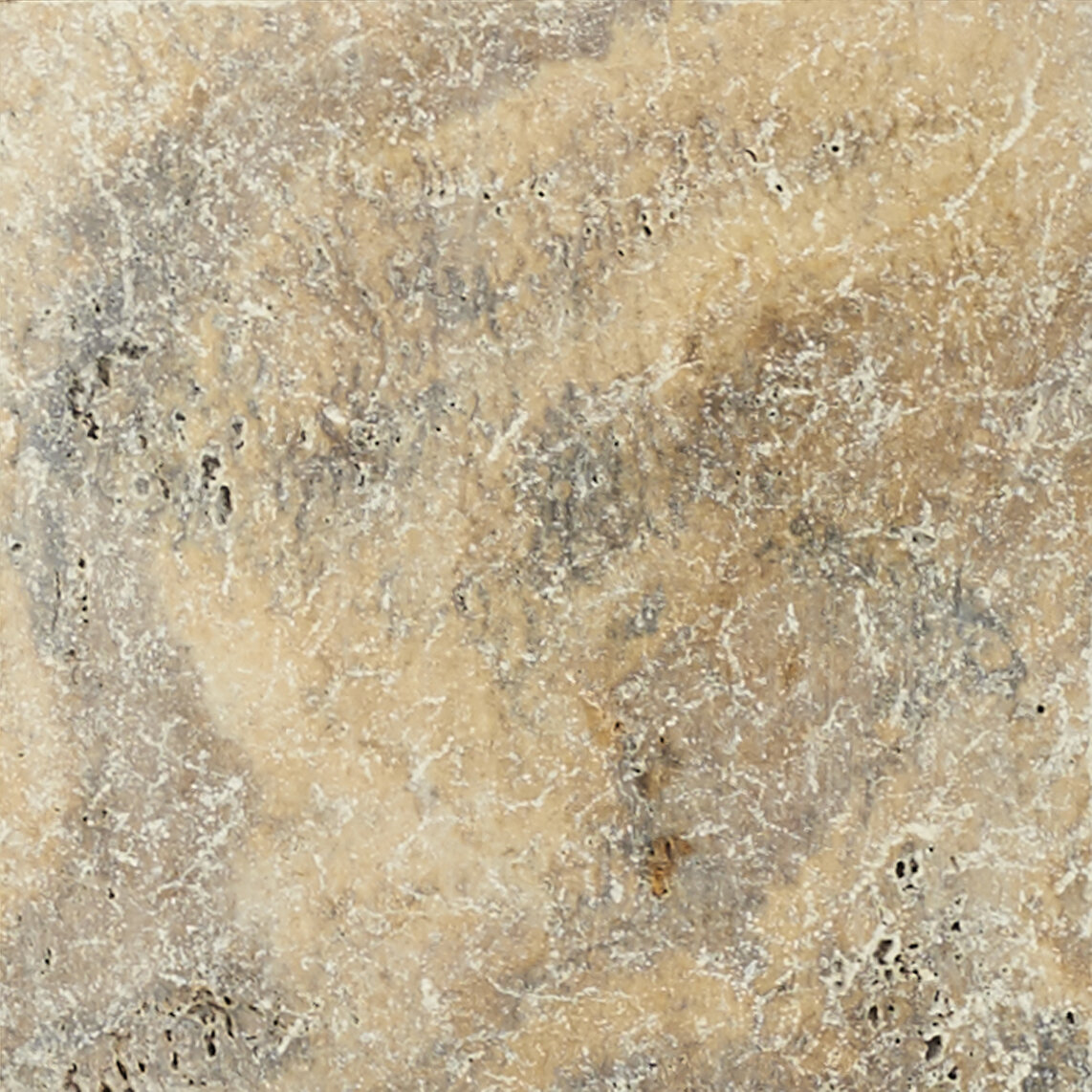 Tuscany Scabas Travertine Tumbled Paver