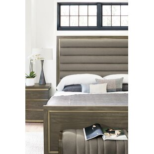 Look for Profile Upholstered Panel Headboard By Bernhardt