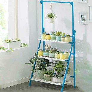Benbow Rectangular Multitiered Plant Stand