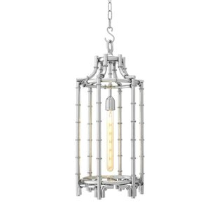Vasco 1-Light Lantern Pendant by Eichholtz