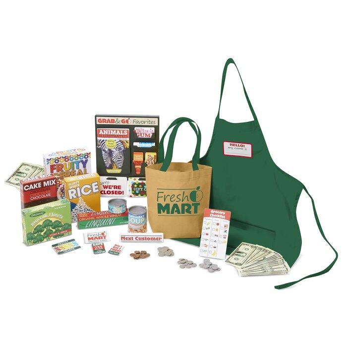 Grocery Companion Play Food Set