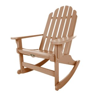 Essentials Adirondack Rocking Chair