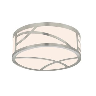 Orren Ellis Urban Flush Mount