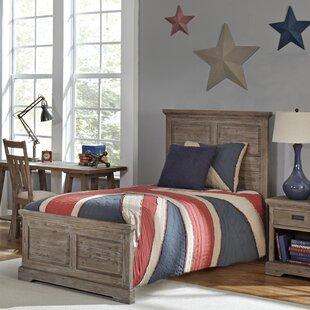 Elise Panel Bed by Grovelane Teen