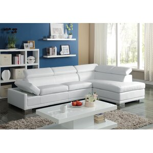 Cleon Reclining Sectional by ACME Furniture