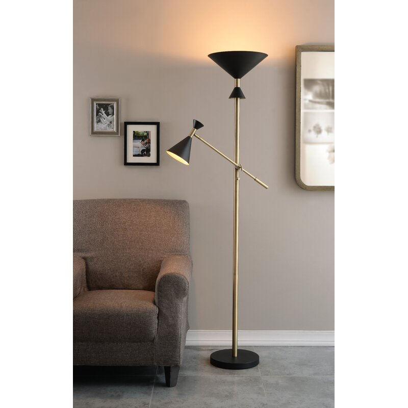 Yorba 72 5 Torchiere Floor Lamp