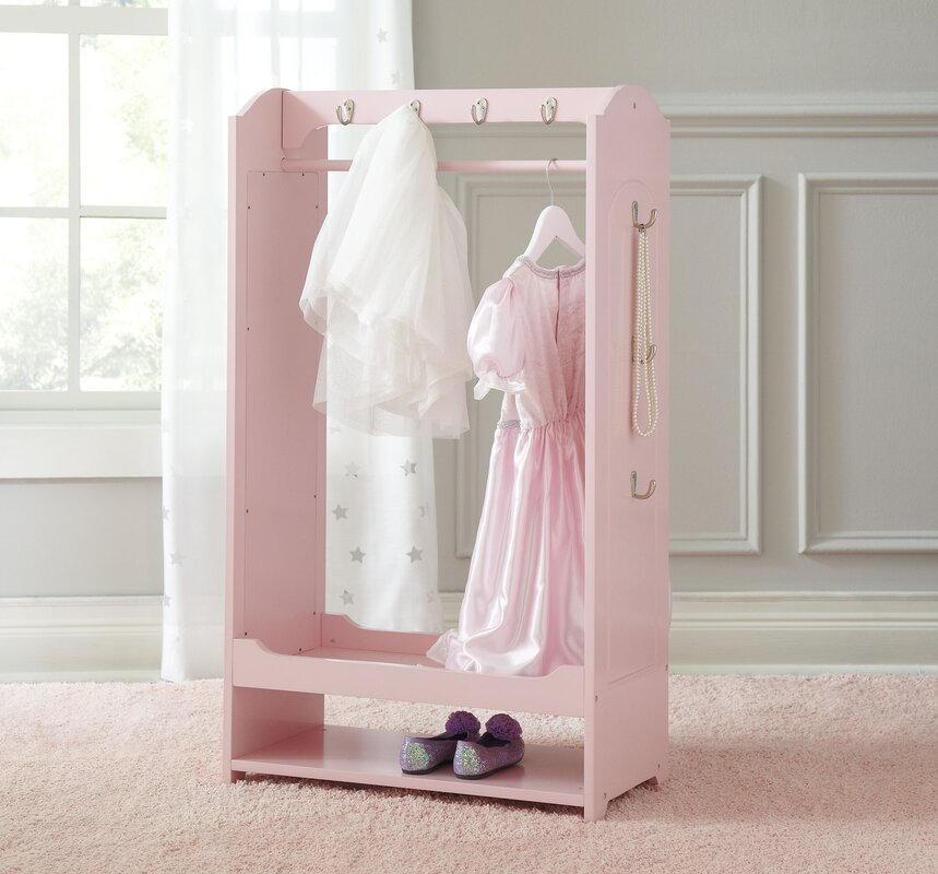 Dress Up Wardrobe Armoire