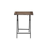 Ayalisse Solid Wood 24.25 Counter Stool (Set of 2) by Williston Forge