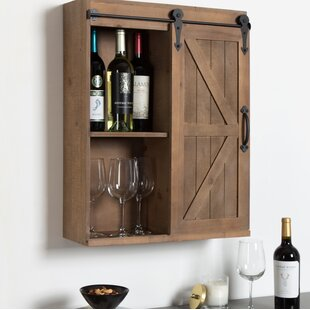 Banbury 21.75 W x 27.75 H Wall Mounted Cabinet by Gracie Oaks
