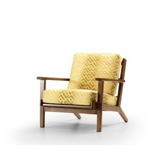 Everly Quinn Keiper Armchair
